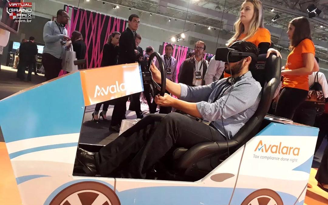 Simuladores Flex VR Avalara @ SAP Forum