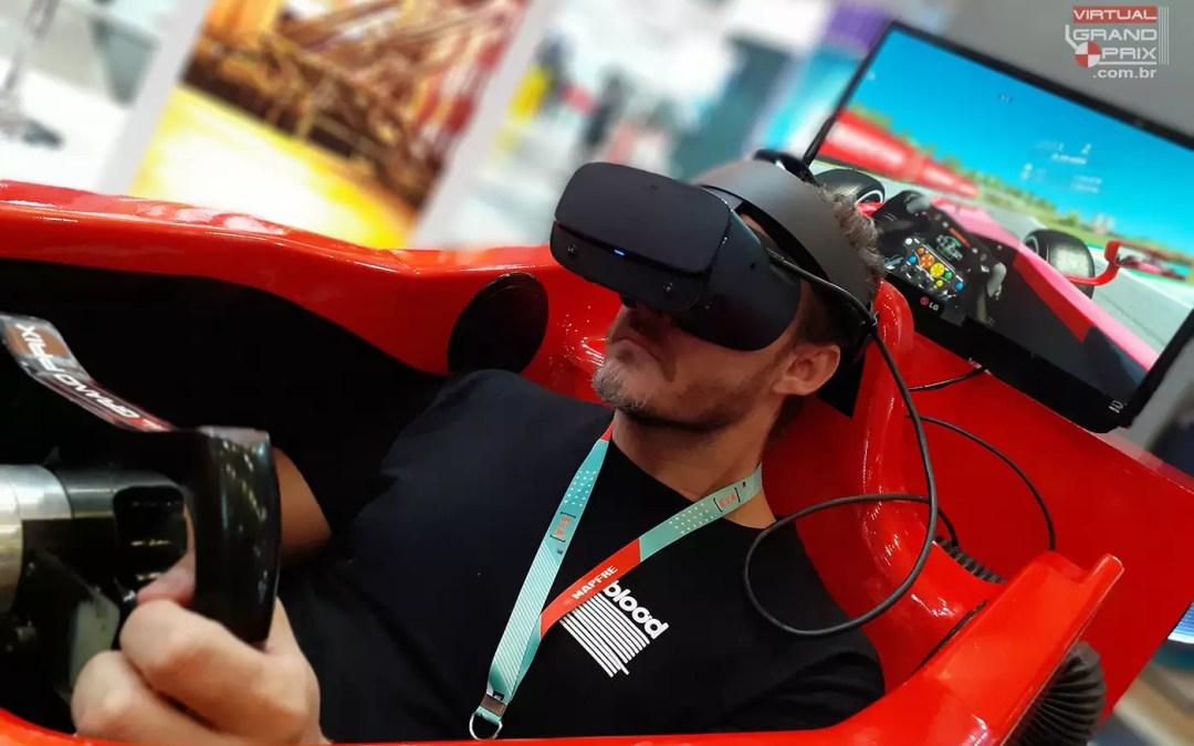 MOTION Simulator VR @ EXPO RISK ABGR / Mapfre