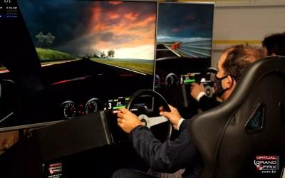 Simuladores FLEX @ 1ª Etapa Mitsubishi Cup / Autódromo Velo Città