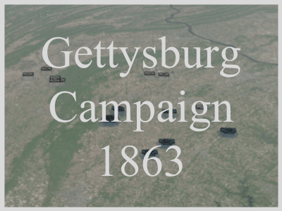 Gettysburg Campaign title