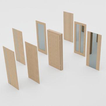 8 door types