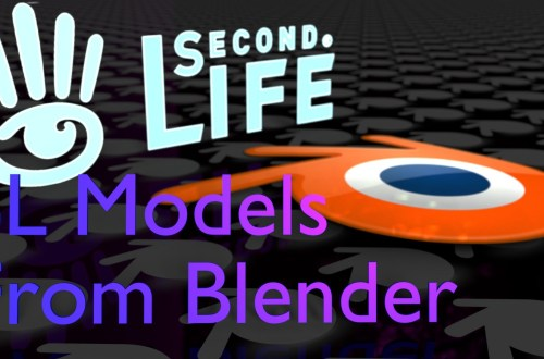 Second Life tutorial