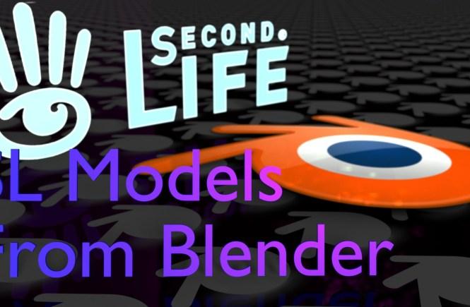 Second Life tutorial