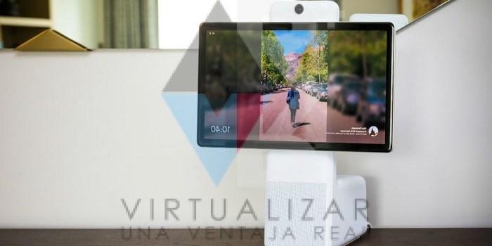 , Facebook lanza nuevas pantallas inteligentes para hacer videollamadas con efectos de realidad aumentada – Virtualizar.cl realidad aumentada Chile, Realidad Virtual y Realidad aumentada - Virtualizar -  Chile, Realidad Virtual y Realidad aumentada - Virtualizar -  Chile