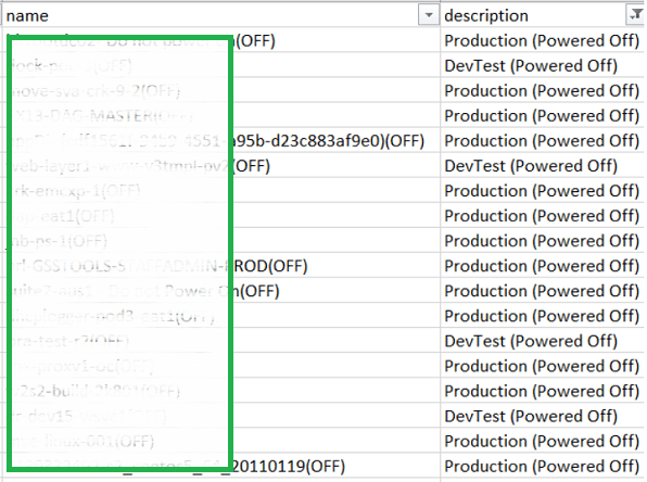 Cleanup VMs in vCenter using PowerCLI