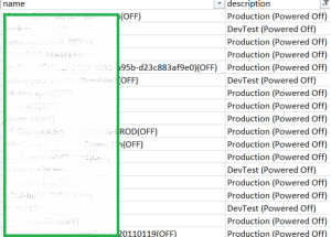 Cleanup VMs in vCenter using PowerCLI.
