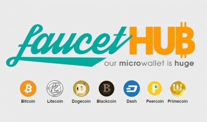 FaucetHub, cómo funciona la microwallet para faucets