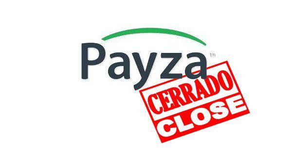 Payza ha sido cerrada por el Gobierno de Estados Unidos.