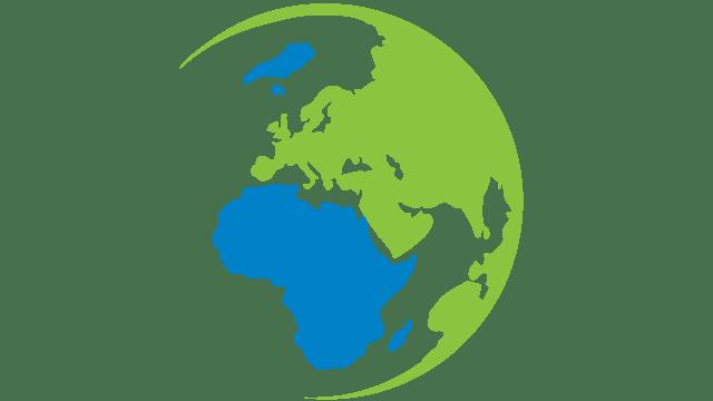 Virtually Fluent globe