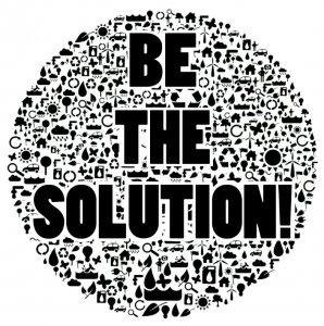 Be The Solution Stacia Chop Kennedy