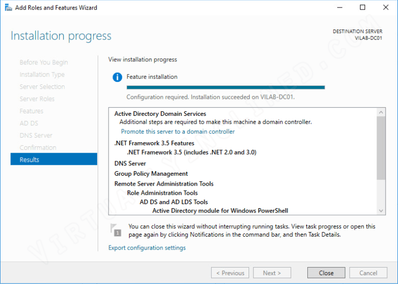 Windows Server 2016 - Active Directory Setup - Part 2