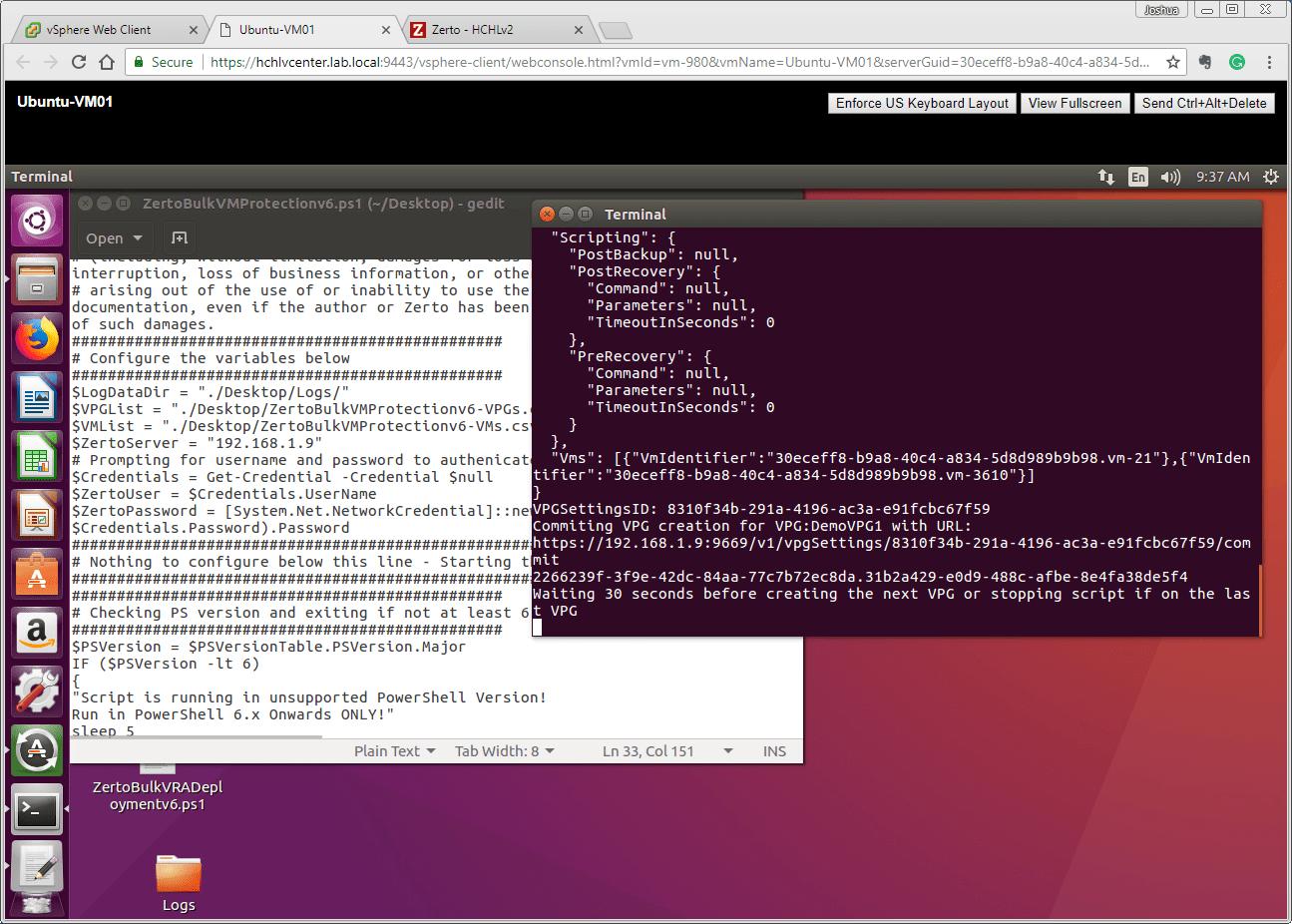 BulkVMProtectionUbuntuScreenshot