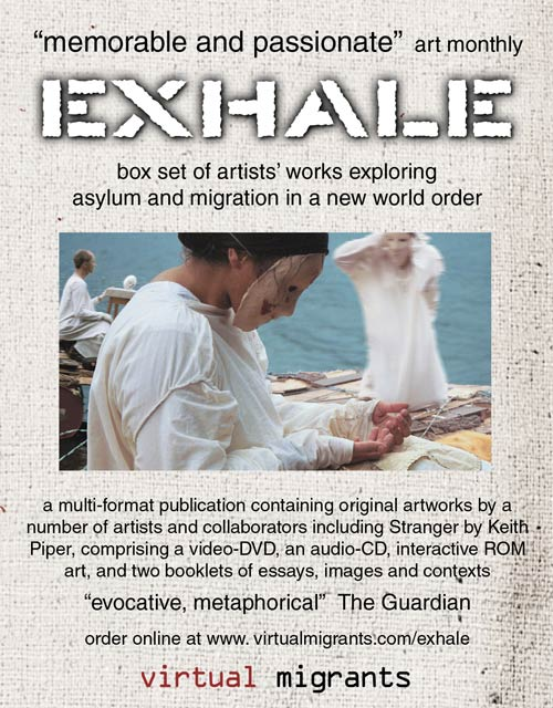 EXHALE: DVD CD Booklets box set on sale