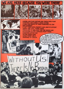 "Poster Film Collective ""Whose World Is The World"" cultural consciousness"