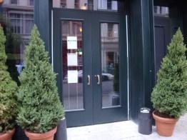 Breslin facade at the Ace Hotel
