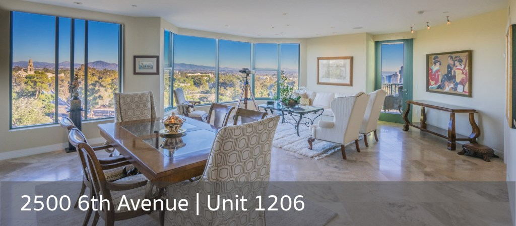 2500 6th Avenue | Unit 1206