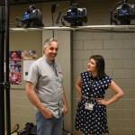 Marie Crosta and Alan Meier at VRTO 2017