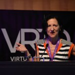 Dr. Sara Diamond at VRTO 2017