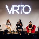 Blockchain panel at VRTO