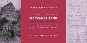 Hack4Heritage