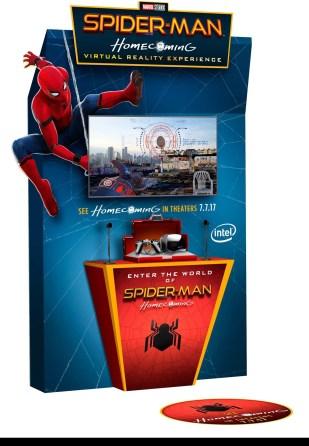 Spiderman VR