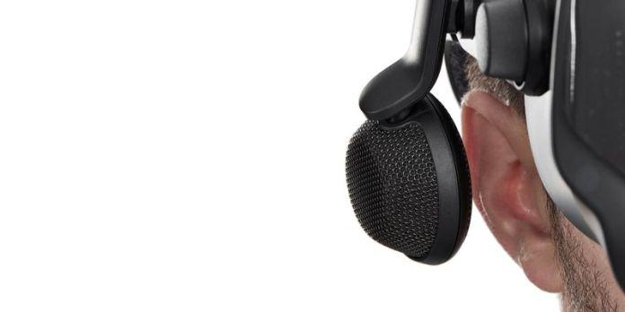 Valve Index Speaker for Spatial Audio