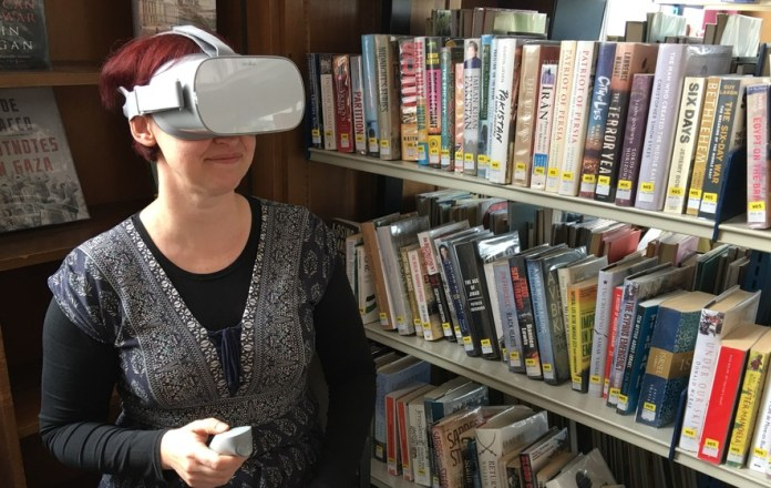 BBC Conducting Virtual Reality Tour Across Libraries in the UK