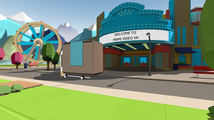 Amazon Prime Video VR