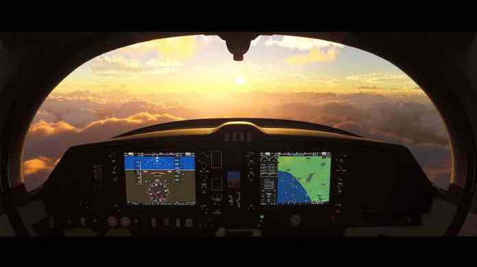 Microsoft Flight Simulator VR Mode