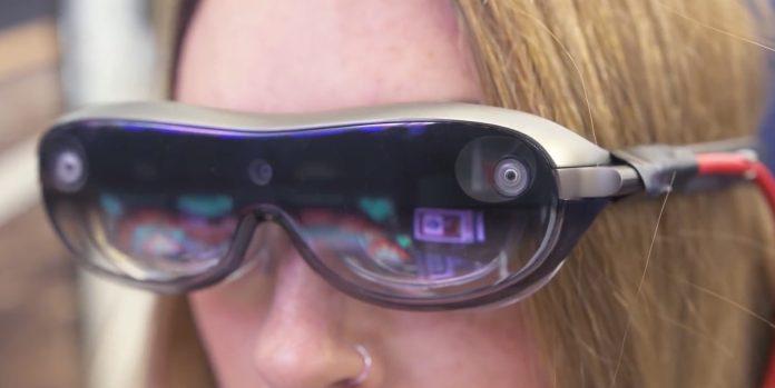 Lenovo AR Concept Glasses