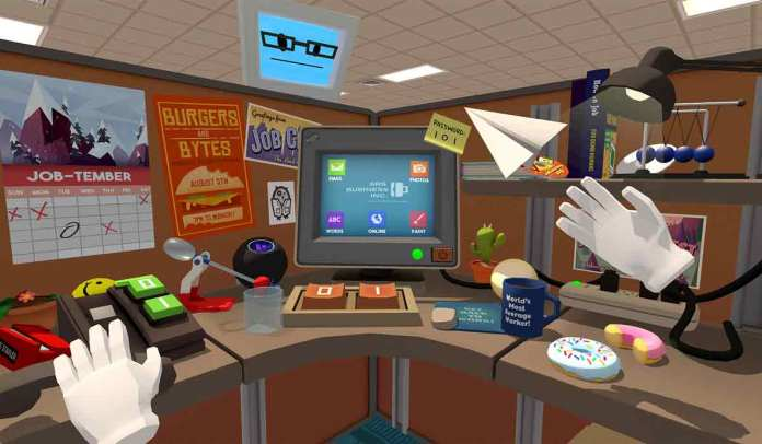 Job Simulator Hits 1 Million Sales Mark