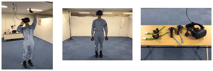 ANA VR Training
