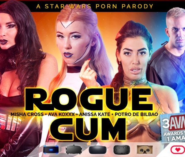 Join An Amazing Orgy In This Rogue One Vr Porn Parody
