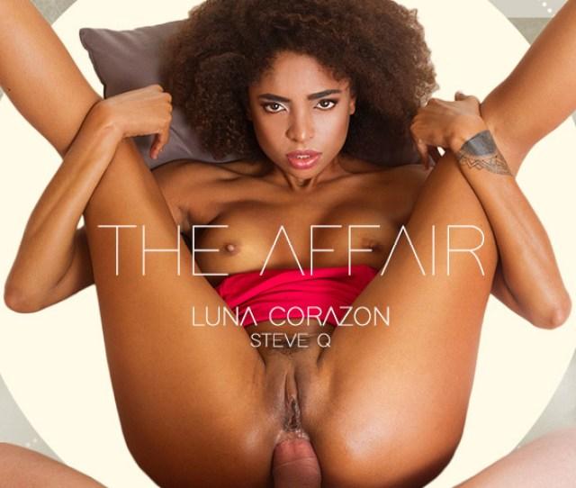 Luna Corazon Has A Hot Affair