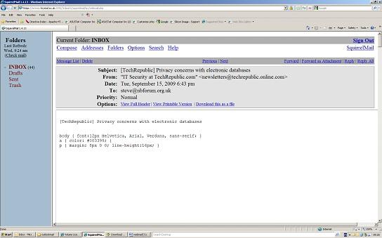 webmail 4