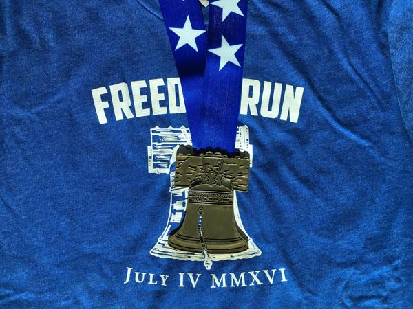 Freedom Run 5K/10K 5