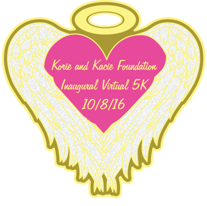 Korie and Kacie Foundation Medal