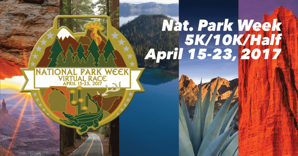 National Park Week & Earth Day Double 1
