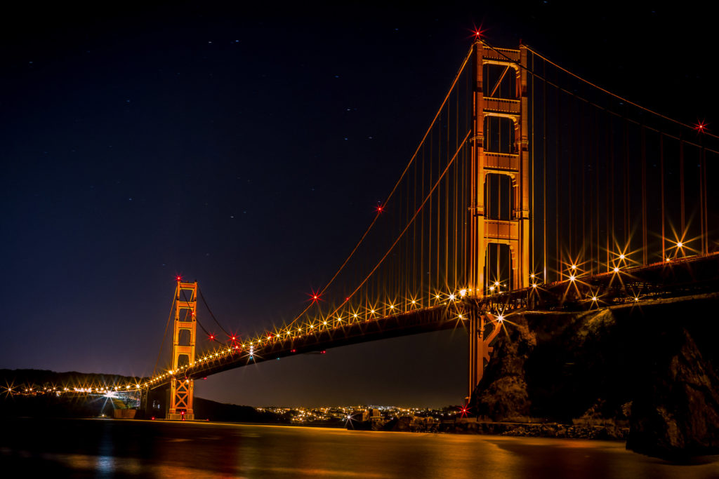 Golden Gate Bridge Virtual Race 1