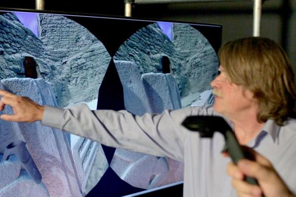 Archäologie 2.0 / Mit Hightech auf Spurensuche