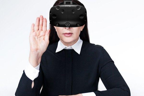 Marina Abramović & Jeff Koons front new online VR gallery