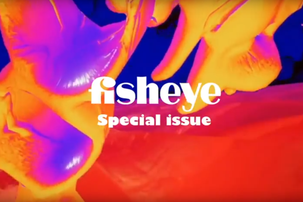Fisheye Magazine's special issue on virtual reality