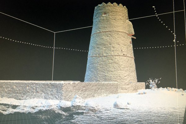 Virtual Archaeology – Wadi Al Helo