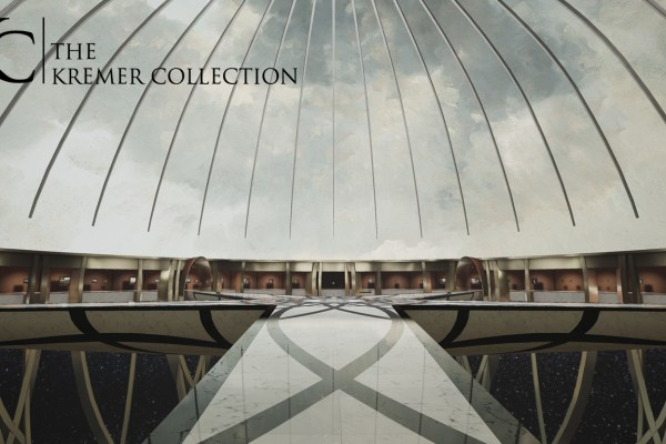 Kremer Collection in a VR museum