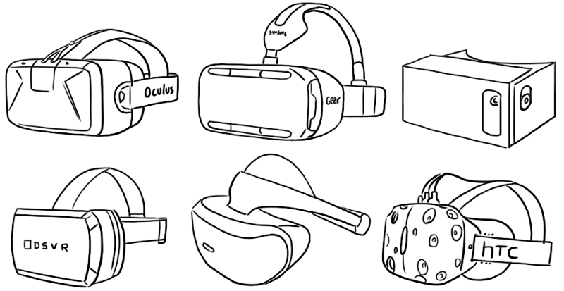 Recommended Virtual Reality Headsets (mobile and standalone)