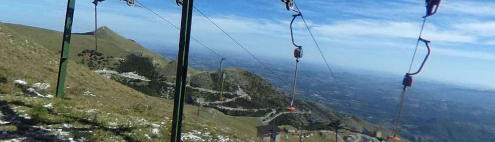 Monti Sibillini, digitalizzazione dei sentieri