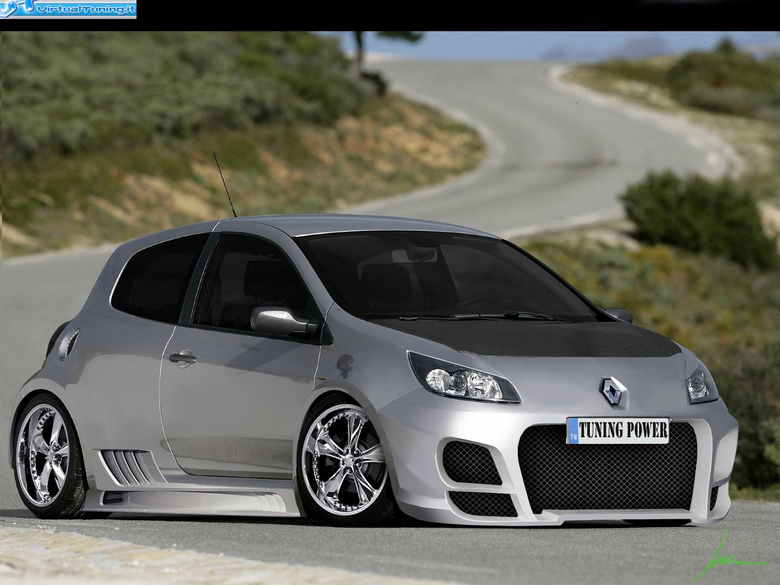 Renault Clio By Berta  Virtualtuningit