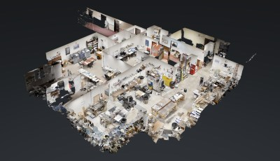 Explore Mcadams Multigraphics Print Shop for Google Street View 3D Model