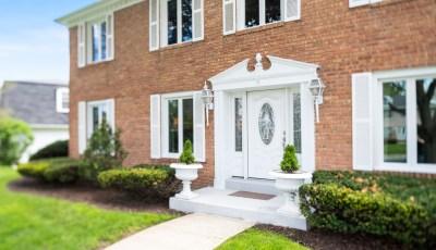 Single Family Home in Oak Brook 3D Model