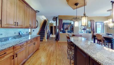 Luxury Home in Aurora, IL 3D Model